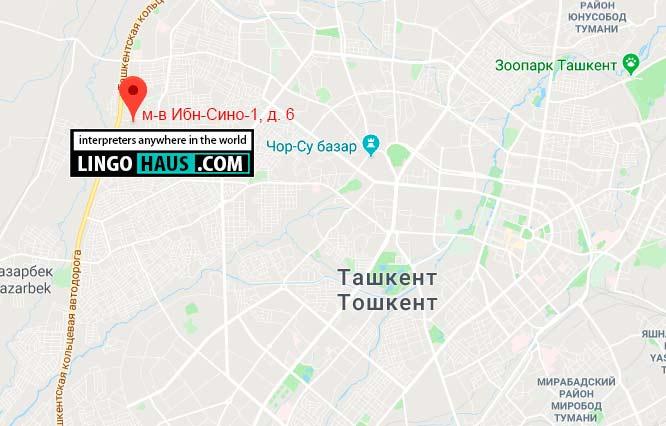 lingohaus tashkent uzbekistan