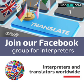 lingohaus facebook group interpreters translators
