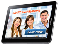 Order a translator and interpreter in Lausanne