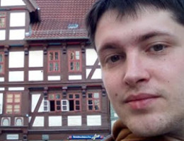 Interpreter and translator in Nuremberg