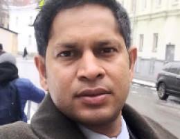Translator and interpreter in New Delhi, India - Hindi, Russian, English. From 25 € per hour.