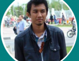 Translator and interpreter in Jakarta, Indonesia - Indonesian, Russian, English. From 25 € per hour.