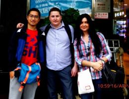 Translator and interpreter in Guangzhou