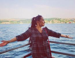 Interpreter and translator in Istanbul